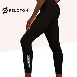NWOT Peloton Cadence Leggings in Black